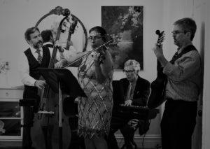Swingology at Wedding Reception